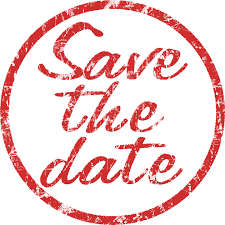 Stamp Save The Date Red Free Image On Pixabay