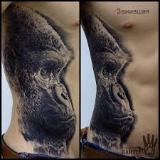 владимир пантера королев татуировка тату студия Stattooya