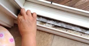 cleaning sliding door tracks mom shares quick and easy method for cleaning grimy sliding door and cleaning sliding door tracks