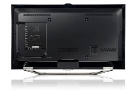 samsung tv 8 series. samsung series 8 led tv - back tv