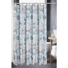 cool fabric shower curtains. Sail Away Shower Curtain Cool Fabric Curtains