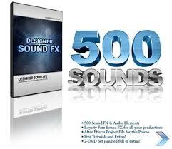 Designer Sound Fx 500 Video Copilot Designer Sound Fx Extras Tutorial