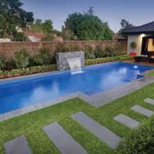blue pool fiberglass pools houston