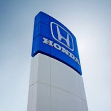 photo of continental honda anchorage ak united states honda sign in front
