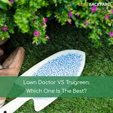 lawn doctor vs trugreen which one is the best jul 2018