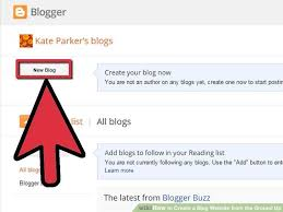 How To Create A Blog How To Create A Blog Website From The Ground Up With Pictures