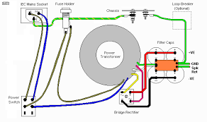 power supply wiring guidelines gainclone power supply wiring guidelines