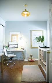Home office lighting Elegant Guest Blogger Home Office Design To Suit Your Work Style Barn Light Electric Blog Home Office Design To Suit Your Work Style Blog