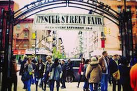 lower east side starting this weekend hester street fair is getting a couple new additions exchange alley chef paul gerard serving up jambalaya