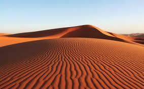2560x1600 Red Desert Sand Dunes desktop ...