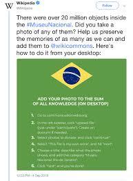 Wikipedia Create Wikipedia Leads Effort To Create A Digital Archive Of 20