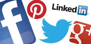 social media logos. top 10 list of social media sites for 2015! +full logos