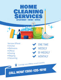 House Cleaning Services Flyers Customize 610 Cleaning Service Templates Postermywall