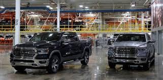 To make more Ram trucks, Fiat Chrysler reconsiders Mexico
