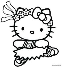 Kitty Coloring Pages Free Download Best On Hello Home Improvement