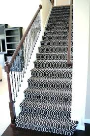 Patterned Stair Carpet Magnificent Patterned Stair Carpet Runner Runners Grey Images S Camwellsco