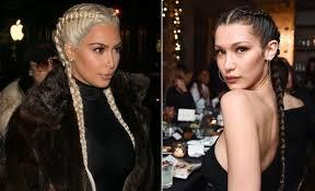 Jak Si Zaplést Obrácený Cop Který Nosí Kim Kardashian Nebo Bella Hadid