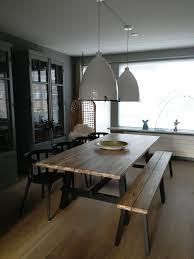 dining table seats 14 ikea. ikea/ table skogsta/ chairs ps 2012/ bench skogsta (legs painted black) dining seats 14 ikea g