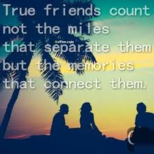 Quotes About Friendship And Distance Classy Quotes About Friendship With Distance 48 Quotes