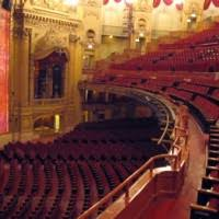 Best Balcony Seats In Chicago Theater Image Balcony And