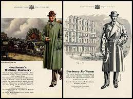 trench coat history
