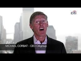 Michael Corbat – Citi | Women's Forum of New York