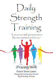 Daily Strength Training Jesus Moment