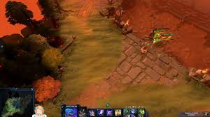 dota 2 7 00 how to change minimap size and enemy query view youtube
