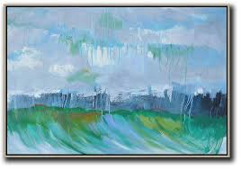 canvas large abstract wall art