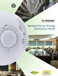h moss sensors hubbell wiring device hubbell motion sensing switches sensors for an energy