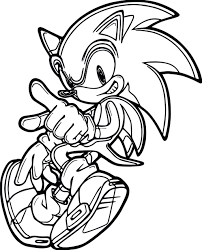 growth super shadow the hedgehog coloring pages page sonic