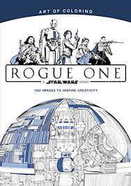 Amazoncom Art Of Coloring Star Wars Rogue One 9781484798645
