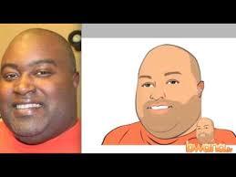 a cartoon avatar of yourself