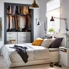 Edel Schlafzimmer In Weiß Grau Gold Ikea