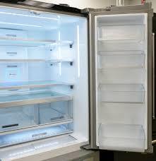 Largest Capacity Refrigerator Whirlpool Wrf995fifz Refrigerator Review Reviewedcom Refrigerators