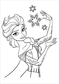 free coloring pages to download. Perfect Coloring Princess Elsa Colouring Page Free Download Throughout Coloring Pages To
