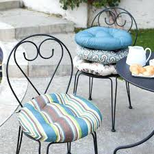best patio chair cushions images on round outdoor seat bar stool round wicker chair cushion cushions outdoor