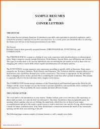 Sample Of A Cover Letter For A Job Sample Application Letter For Job Order Fresh Sample Resume