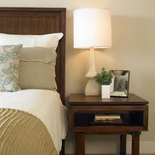 Lamps Bedroom How To Choose A Lamp And The Right Size Lampshade