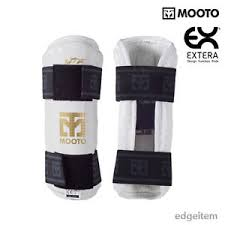 Details About Mooto Extera Arm Protector Pu Taekwondo Forearm Guard Wtf Approved Tkd Kta