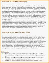 work philosophy example example of teaching philosophy teaching philosophy statement