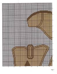 Free: Cowboy Boots Cross Stitch, Crochet or Stamp Quilt Pattern ... & Cowboy Boots Cross Stitch, Crochet or Stamp Quilt Pattern Adamdwight.com