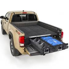 DECKED Truck Storage Systems for Midsize Trucks