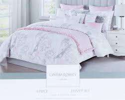 cynthia rowley white bedding