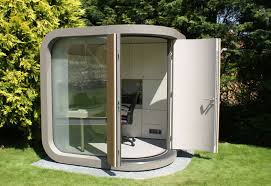 backyard office pod. Contemporary Workspace For Modern Lifestyle - OfficePOD Backyard Office Pod