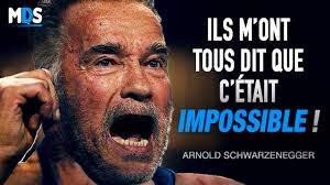 JE N'EN AI JAMAIS RIEN EU À FOUTRE DE LEUR AVIS ! - Arnold SCHWARZENEGGER  (Motivation) - YouTube