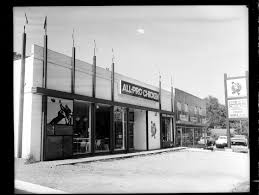 Exterior Of Brady Keys All Pro Chicken Restaurant With Plaza Beauty Salon And Eletrolux Store In Background Cmoa Collection