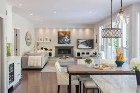 Interior Design - Industrial Chic Great Room transitional-living-room