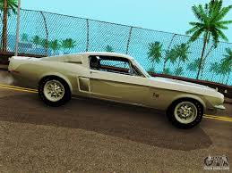 Shelby GT 500 KR for GTA San Andreas