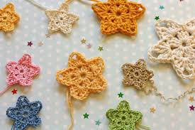Star Crochet Pattern Stunning Twinkler Stars